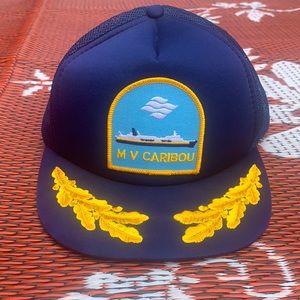 Vintage SnapBack Trucker Hat East Coast Retro Cap